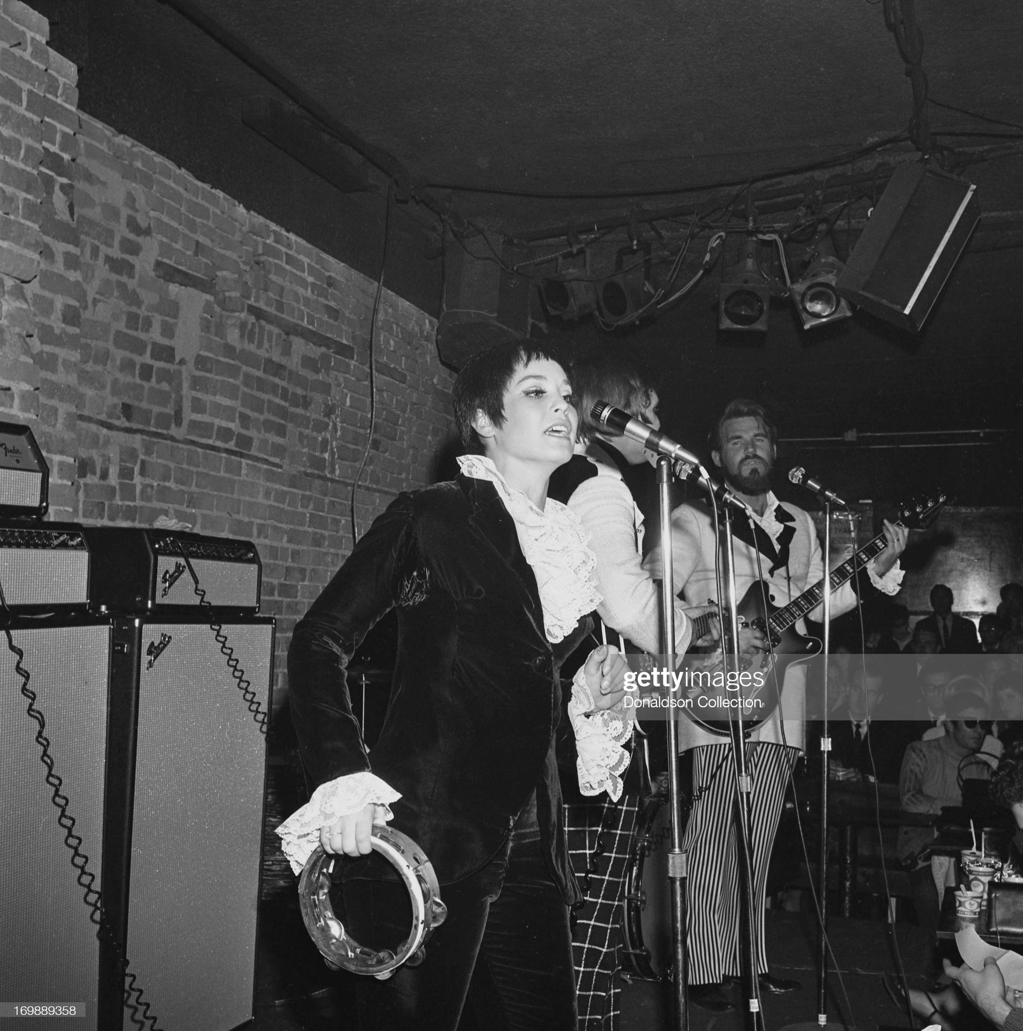 The First Edition Performing At The Bitter End : News Photo