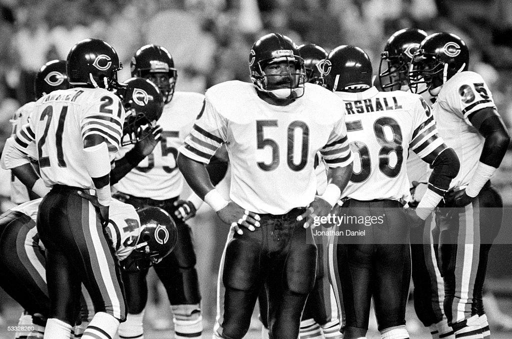 Chicago Bears v Minnesota Vikings : Nachrichtenfoto
