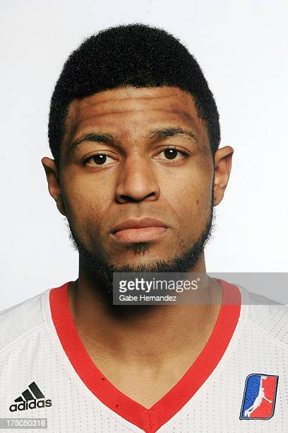Mike Singletary of the Rio Grande Valley Vipers poses for a photo during media day on November 23 2012 at State Farm Arena in Hidalgo Texas NOTE TO...