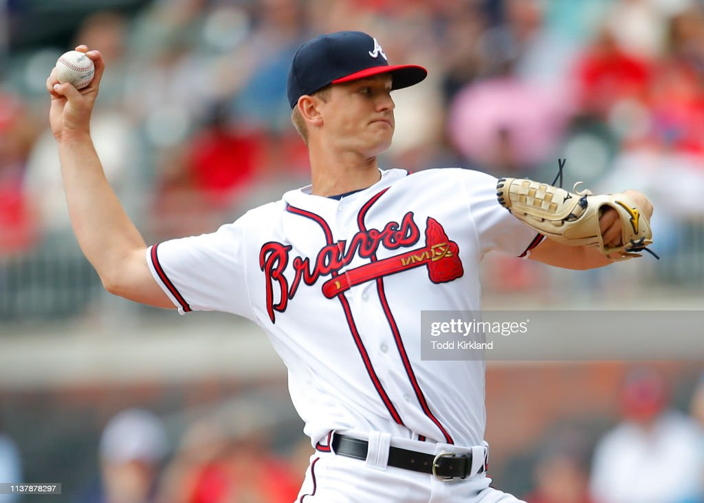GA: Arizona Diamondbacks v Atlanta Braves