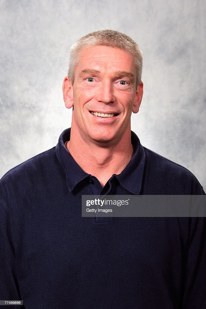 Detroit Red Wings 2007 Headshots : News Photo