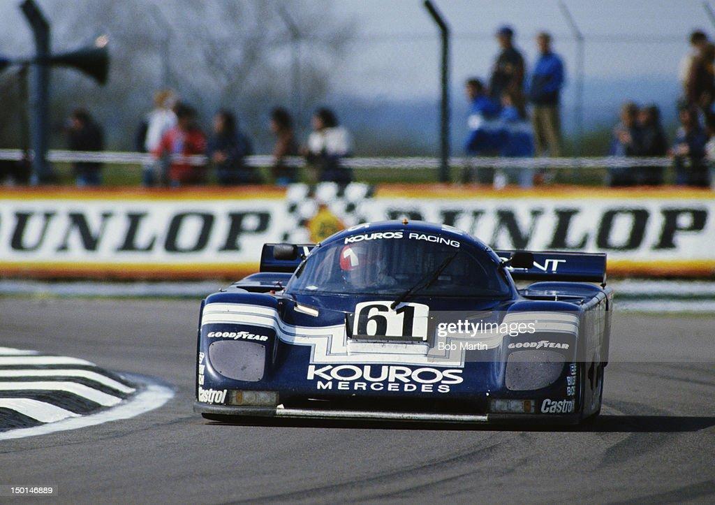 Kouros 1000 Kms of Silverstone : News Photo
