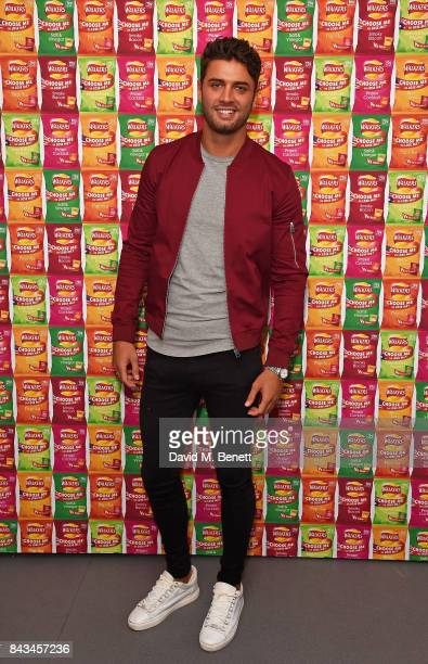 Mike Thalassitis attends the Walkers Choose or Lose Campaign Launch Event on September 6, 2017 in London, England.