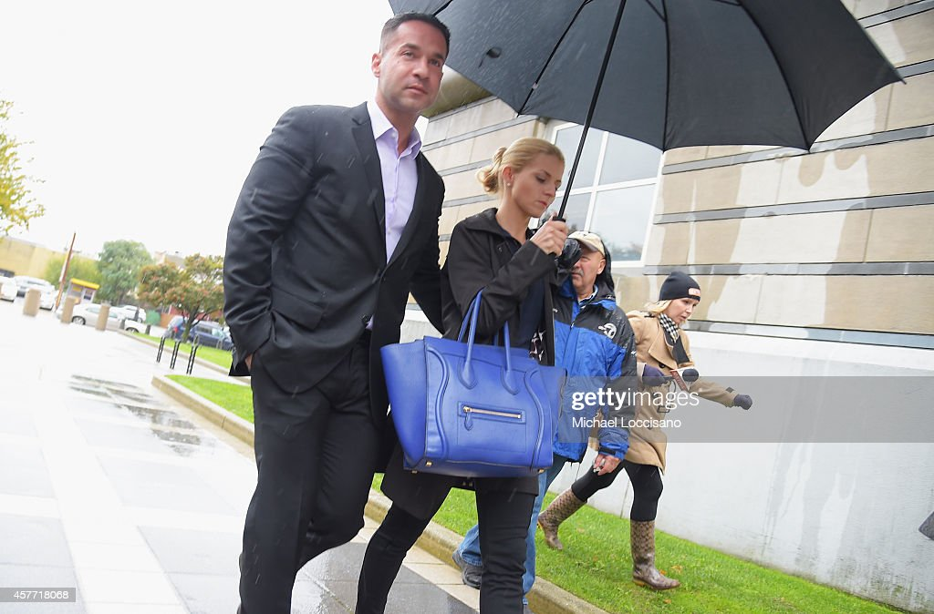 Mike Sorrentino Court Appearance