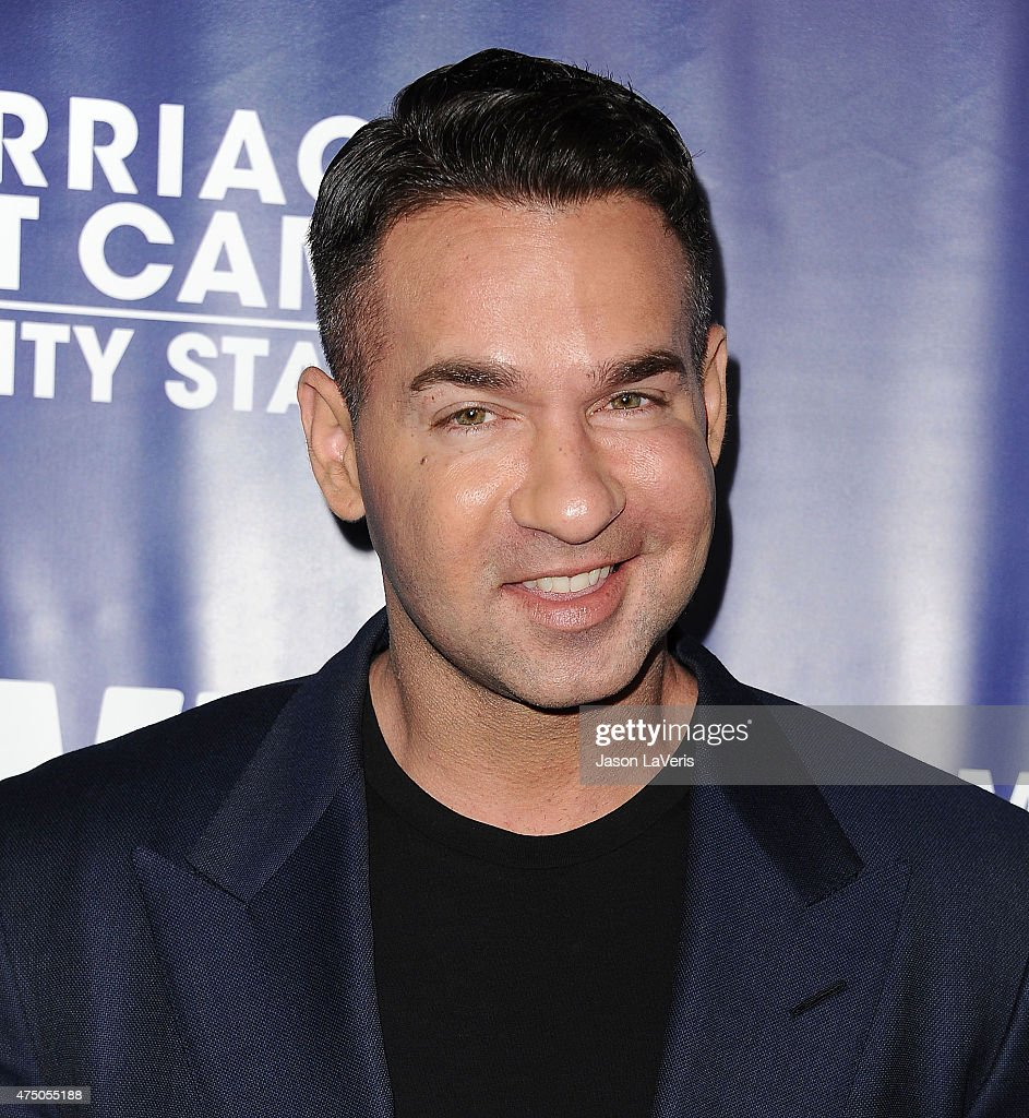 Mike The Situation Sorrentino Attends WE Tvs Marriage Bootcamp Reality Stars