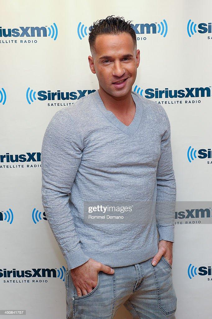 Celebrities Visit SiriusXM Studios - November 20, 2013