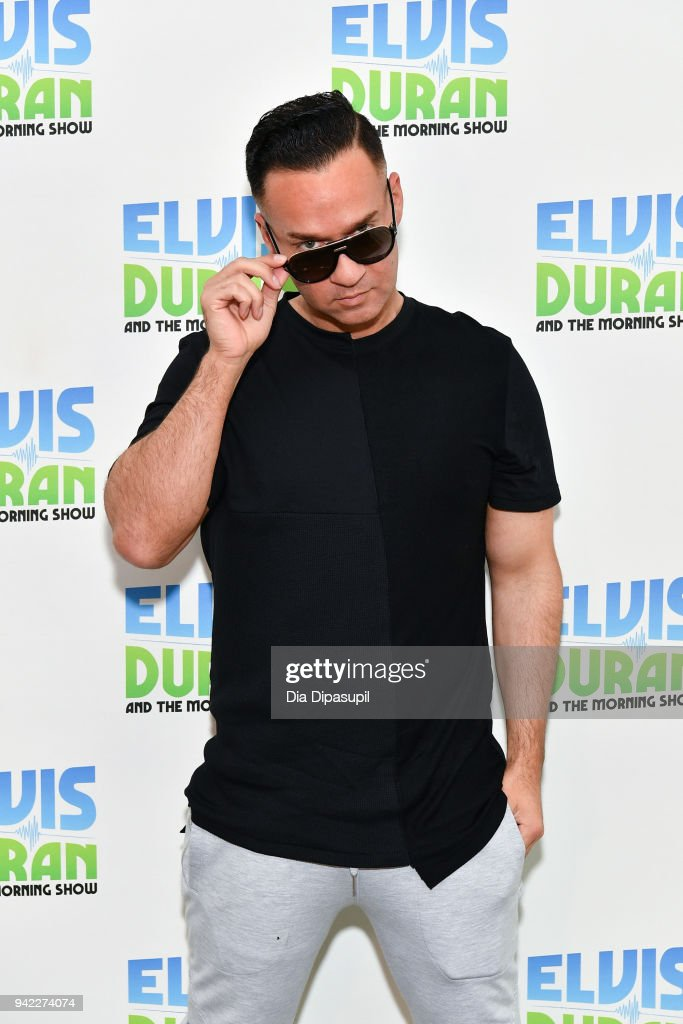 "Cast Of ""Jersey Shore Family Vacation"" Visits ""The Elvis Duran Z100 Morning Show"""