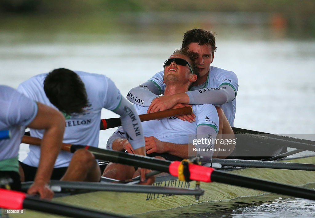 BNY Mellon Oxford v Cambridge University Boat Race 2014 : News Photo