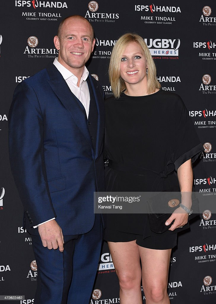 ISPS Handa Mike Tindall 3rd Annual Celebrity Golf Classic - Evening Reception