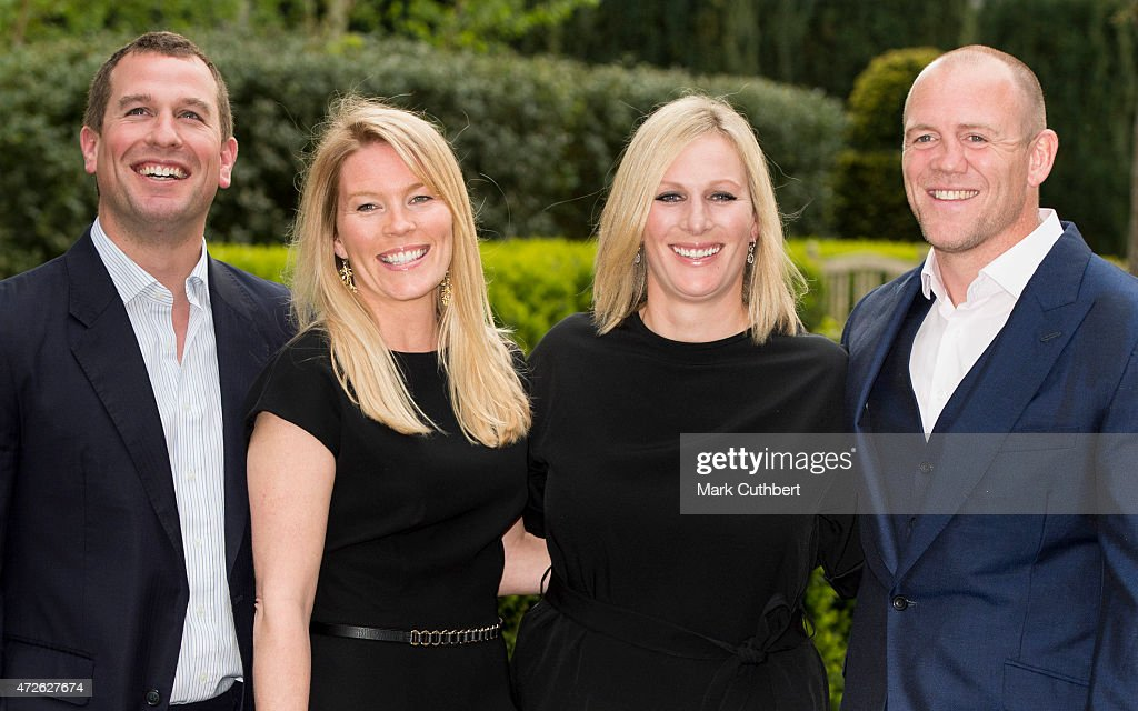 ISPS Handa Mike Tindall 3rd Annual Celebrity Golf Classic : News Photo