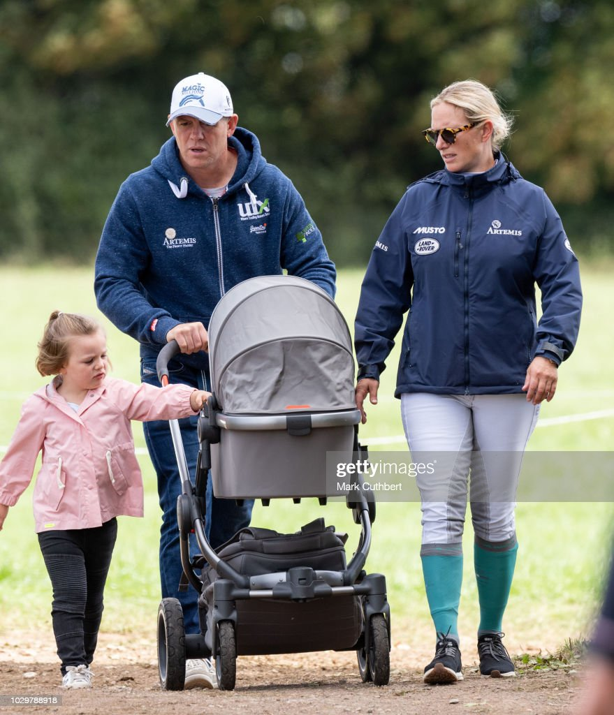 The Whatley Manor Horse Trials : News Photo
