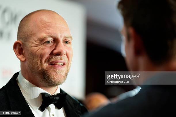 Mike Tindall attends New Zealand Olympics Committee Gala Dinner on October 31, 2019 in Tokyo, Japan.