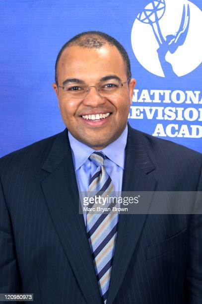 Mike Tirico during 26th Annual Sports Emmy Awards - Press Room at Frederick P. Rose Hall at Jazz at Lincoln Center in New York City, New York, United...
