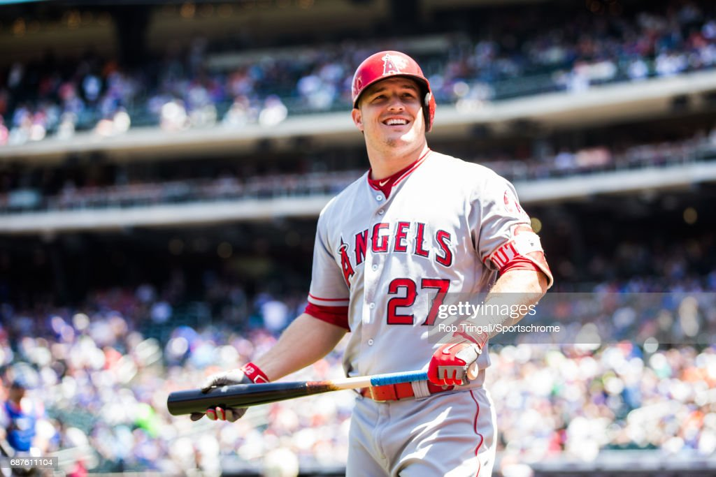 Los Angeles Angels of Anaheim v New York Mets : News Photo