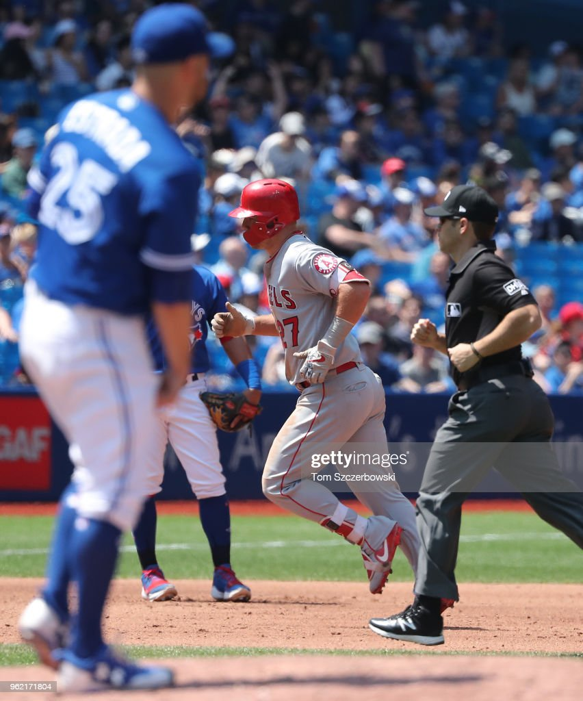 Los Angeles Angels of Anaheim  v Toronto Blue Jays