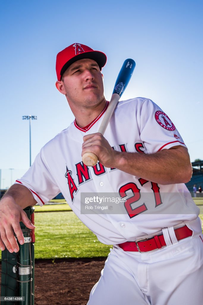 Los Angeles Angels of Anaheim Photo Day : News Photo