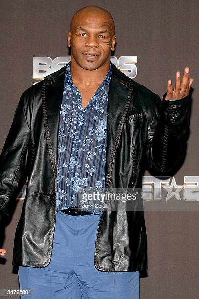 Mike Tyson at BET's 25th Anniversary premiering on Nov. 1@ 9p.m. ETPT