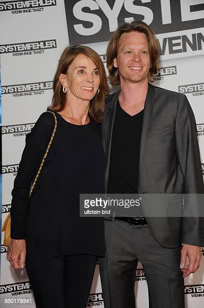Mike und Ingrid Kraus bei der Deutschlandpremiere von Systemfehler im Kölner Cinedom