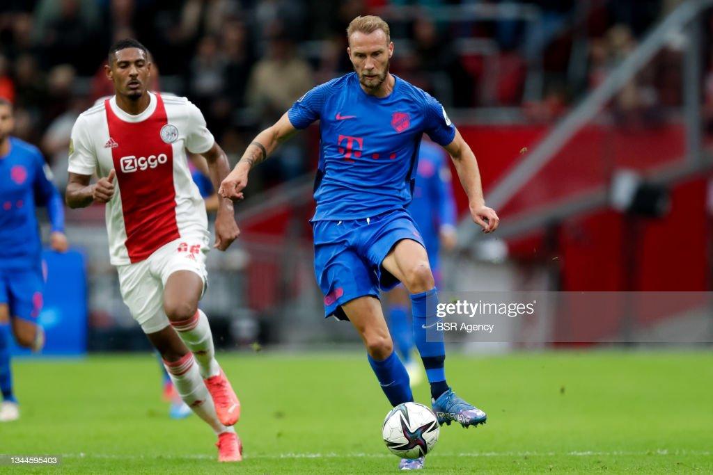 Ajax v FC Utrecht - Dutch Eredivisie : News Photo