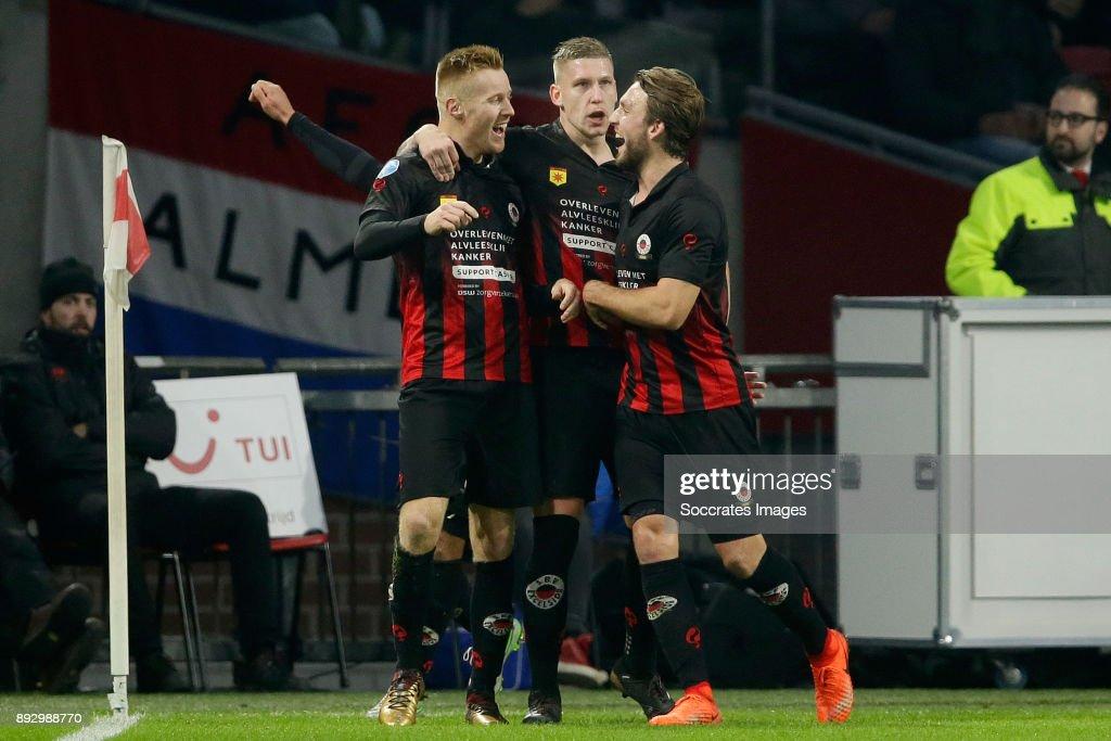 Ajax v Excelsior - Eredivisie