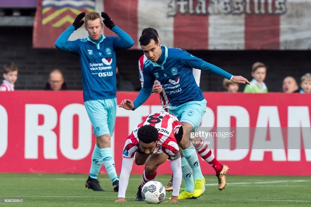 Sparta Rotterdam v Excelsior - Eredivisie