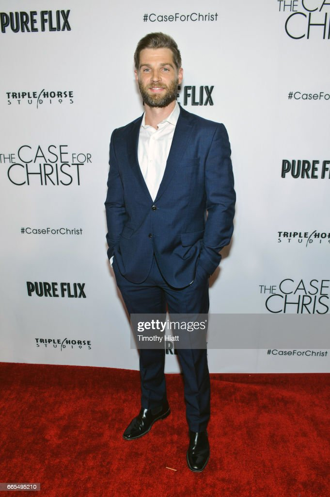 """The Case For Christ"" Chicago Premiere"