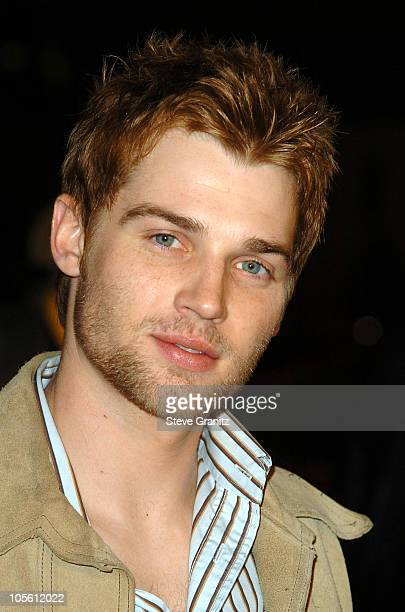Mike Vogel during Rumor Has It Los Angeles Premiere Arrivals at Grauman's Chinese Theater in Hollywood California United States