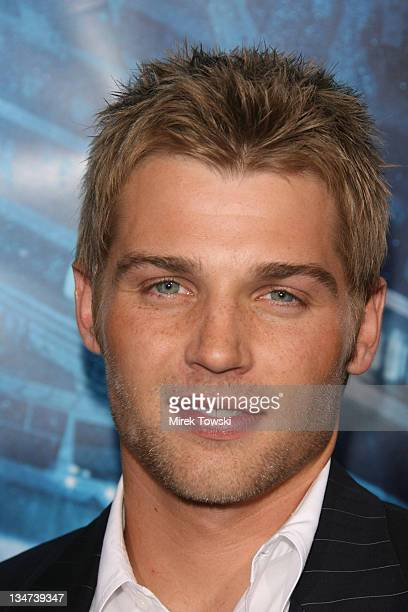 Mike Vogel during Warner Bros premiere of Poseidon Los Angeles Arrivals at Grauman's Chinese Theatre in Hollywood California United States