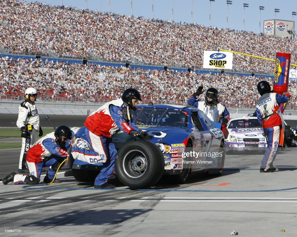NASCAR - Busch Series - Sam's Town 300 - March 10, 2007