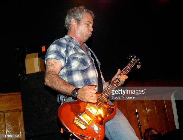Mike Watt and The Missingmen perform onstage at Schuba's Chicago Illinois United States on May 14 2009