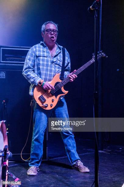 Mike Watt of Mike Watt and The Missingmen performs during When We Were Young Festival 2017 at The Observatory on April 8 2017 in Santa Ana California