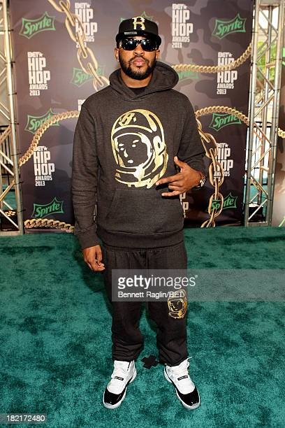 Mike Will Made It attends the BET Hip Hop Awards 2013 at Boisfeuillet Jones Atlanta Civic Center on September 28, 2013 in Atlanta, Georgia.