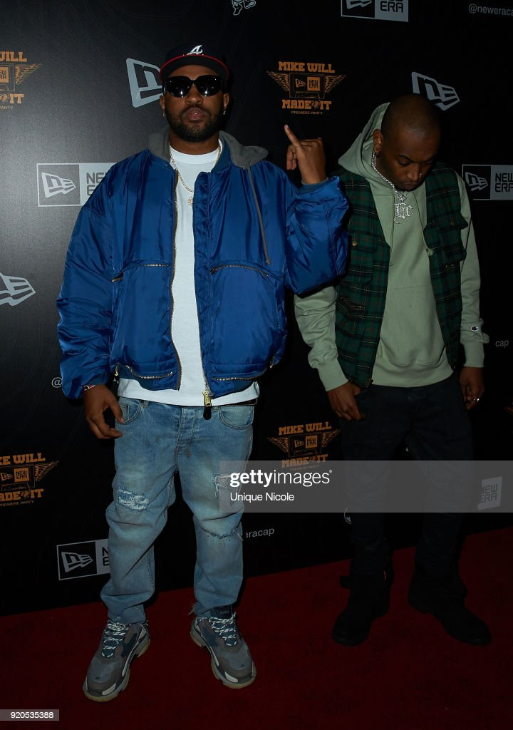 New Era Cap Presents Mike Will Made It Premiere Party - Arrivals