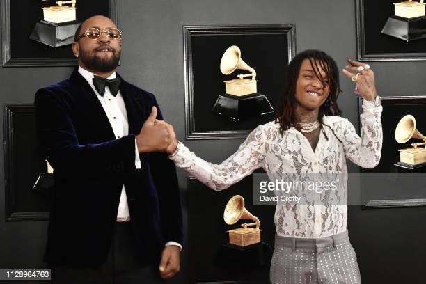 61st Annual Grammy Awards: Swae Lee Stock Photos And Pictures