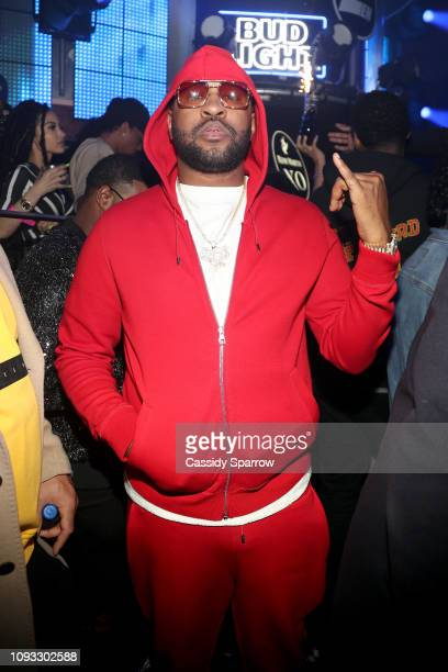 Mike WiLL MadeIt attends TAO Group's Big Game Takeover presented by Tongue Groove on February 2 2019 in Atlanta Georgia