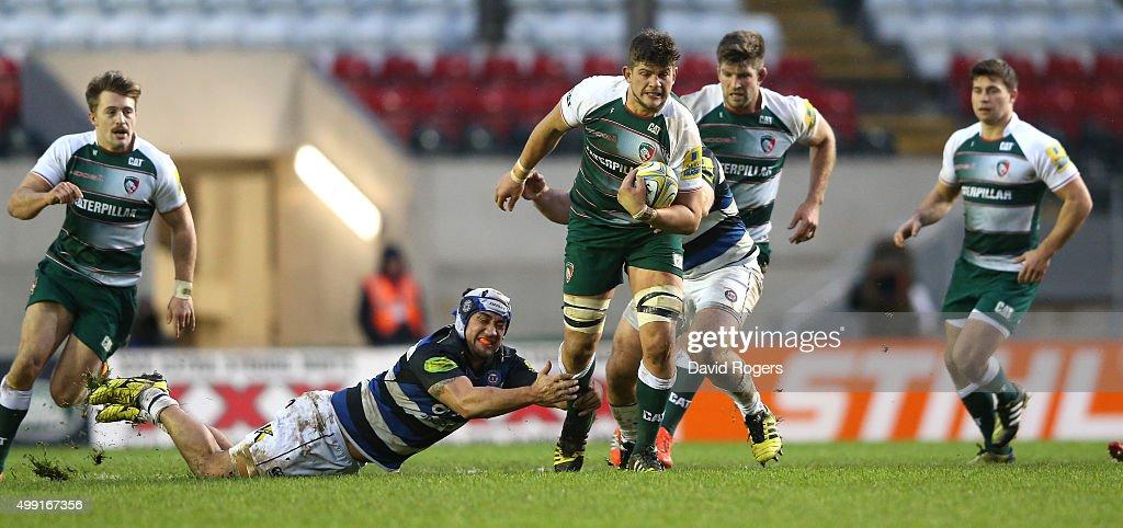 Leicester Tigers v Bath Rugby - Aviva Premiership