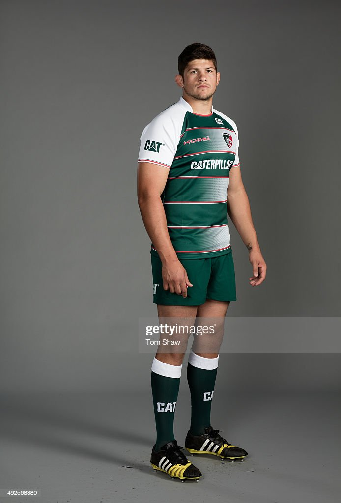 Leicester Tigers Photocall for BT