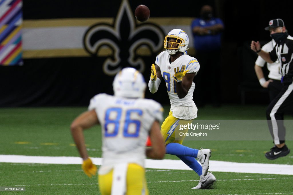 Los Angeles Chargers v New Orleans Saints : News Photo