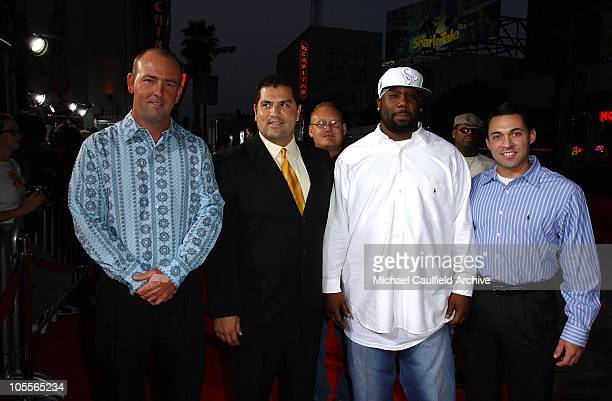 Mike Winchell Brian Chavez Boobie Miles and Don Billingsley