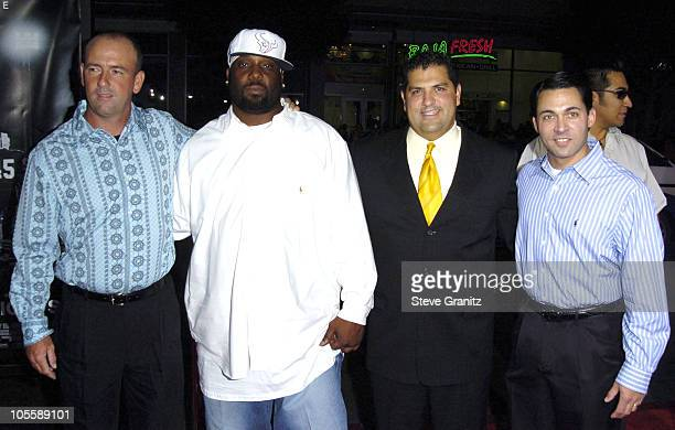 Mike Winchell James Boobie Miles Brian Chavez and Don Billingsley