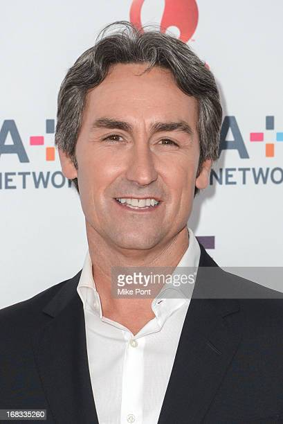 Mike Wolfe of 'American Pickers' attends AE Networks 2013 Upfront at Lincoln Center on May 8 2013 in New York City