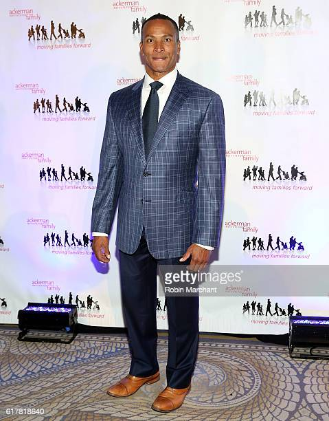Mike Woods attends Moving Families Forward 2016 Gala Benefiting Ackerman Institute for the Family at The Waldorf=Astoria on October 24, 2016 in New...