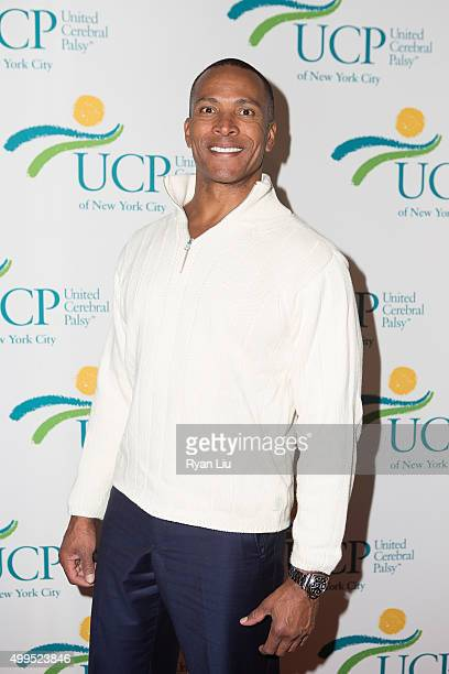 Mike Woods attends the 6th Annual UCP Of NYC Santa Project Party and auction benefiting United Cerebral Palsy of New York City at The Down Town...