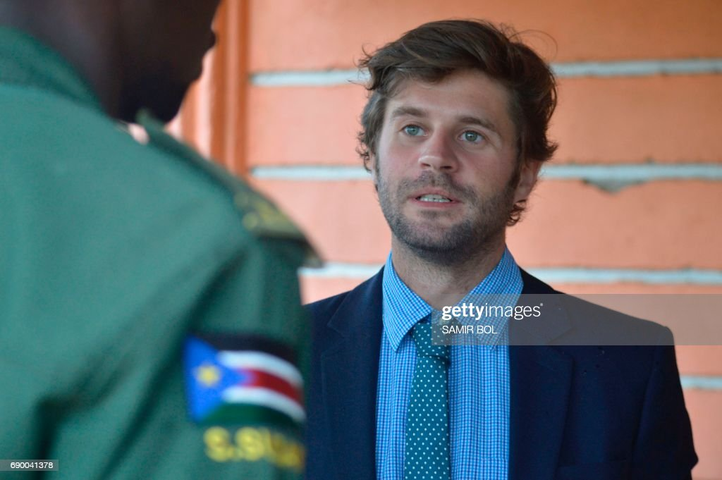 SSUDAN-CONFLICT-TRIAL : News Photo