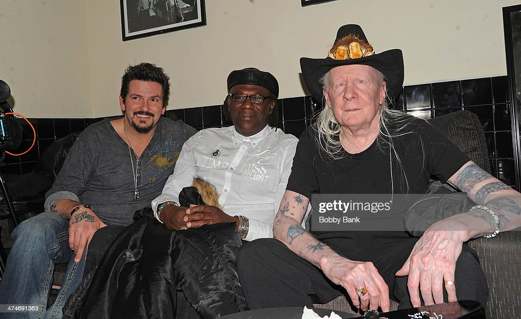 Johnny Winter's 70th Birthday Celebration