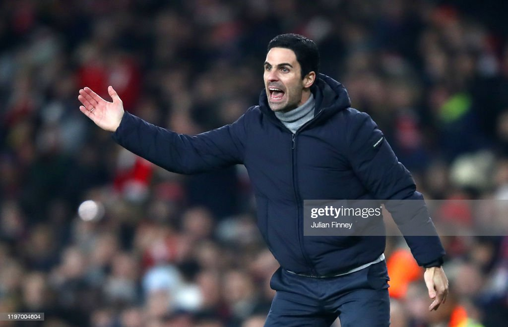 Arsenal FC v Manchester United - Premier League : News Photo