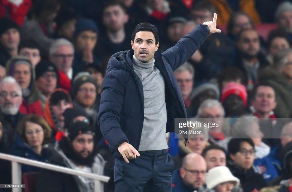 Arsenal FC v Manchester United - Premier League : ニュース写真
