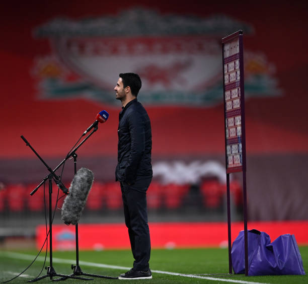 GBR: Liverpool v Arsenal - Premier League