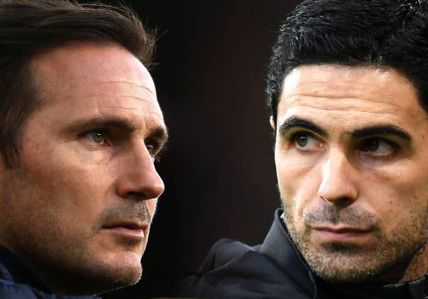 GBR: Chelsea FC v Arsenal FC - Premier League
