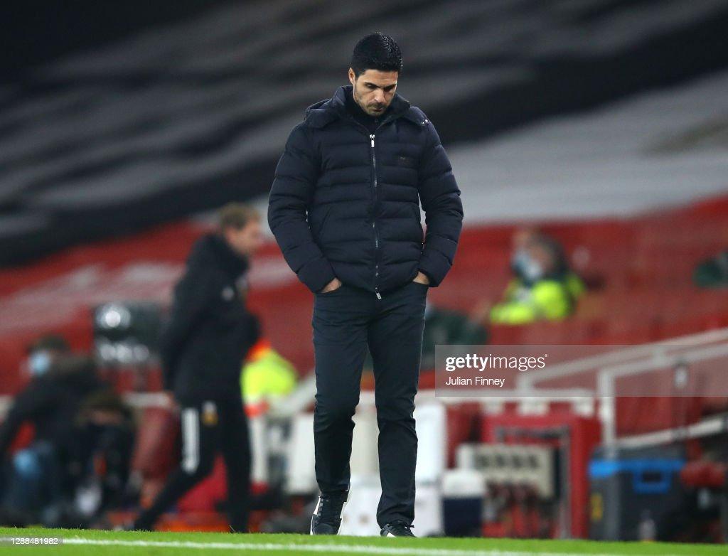 Arsenal v Wolverhampton Wanderers - Premier League : Photo d'actualité